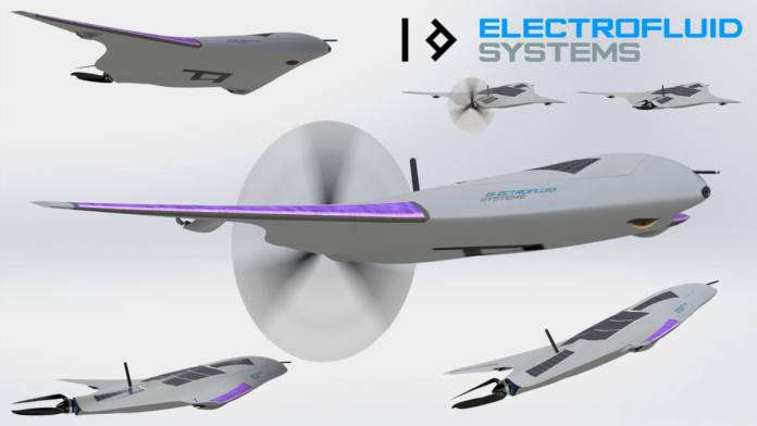 Electrofluidsystems Plasma Falcon - sUAS Information 1