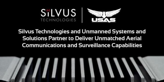 Silvus Applied sciences and Unmanned Programs and Options Associate to Ship Unmatched Aerial Communications and Surveillance Capabilities - sUAS Information 1