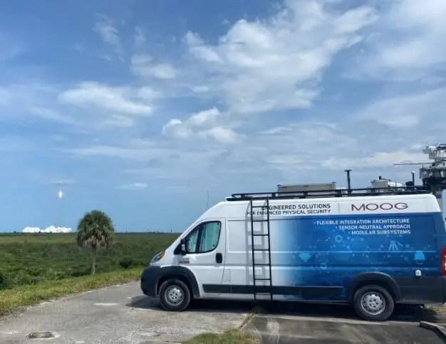Moog's Gauntlet® System Helps NASA Counter Drone Investigations - sUAS Information 1