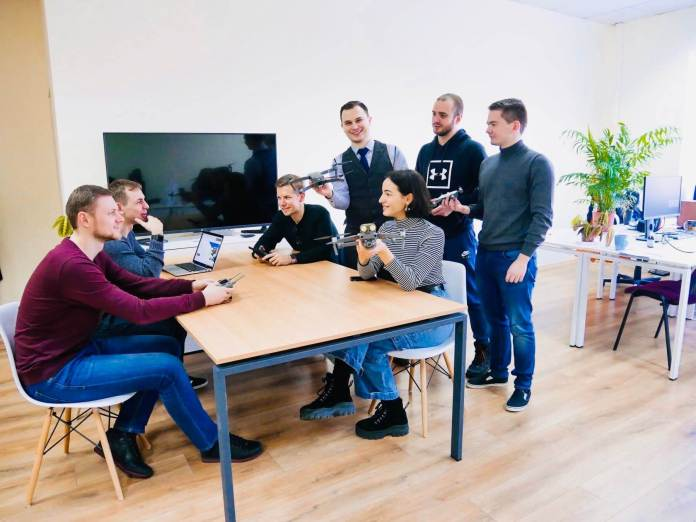dronestream team