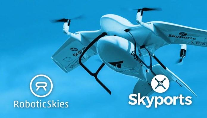 robotickies skyports