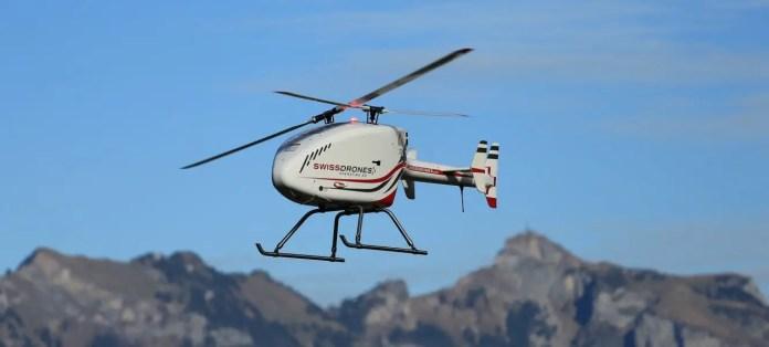 swiss drones join