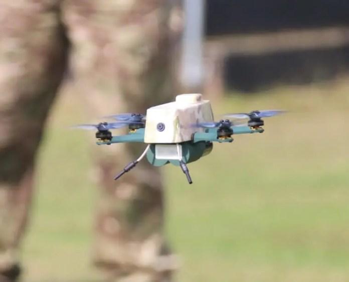 Bug Nano Drone