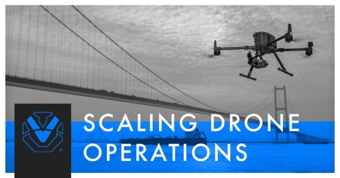 UVT Scaling Drone Operations