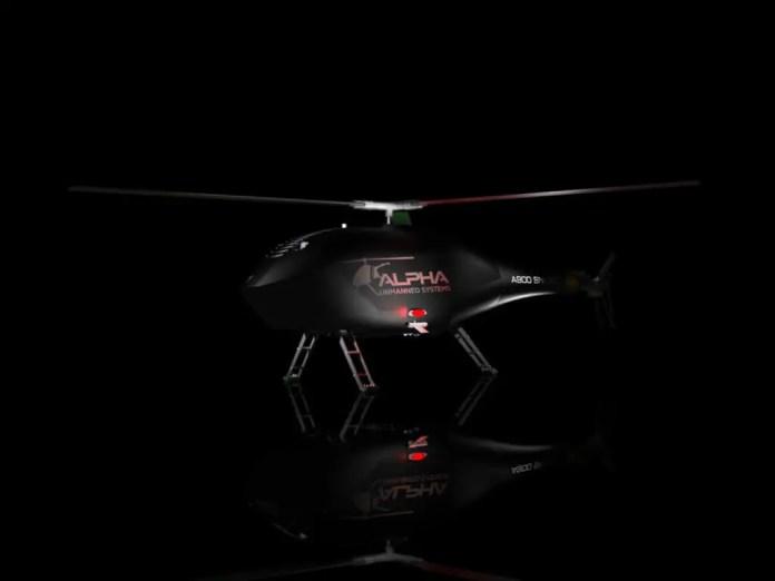 alpha 900 dark
