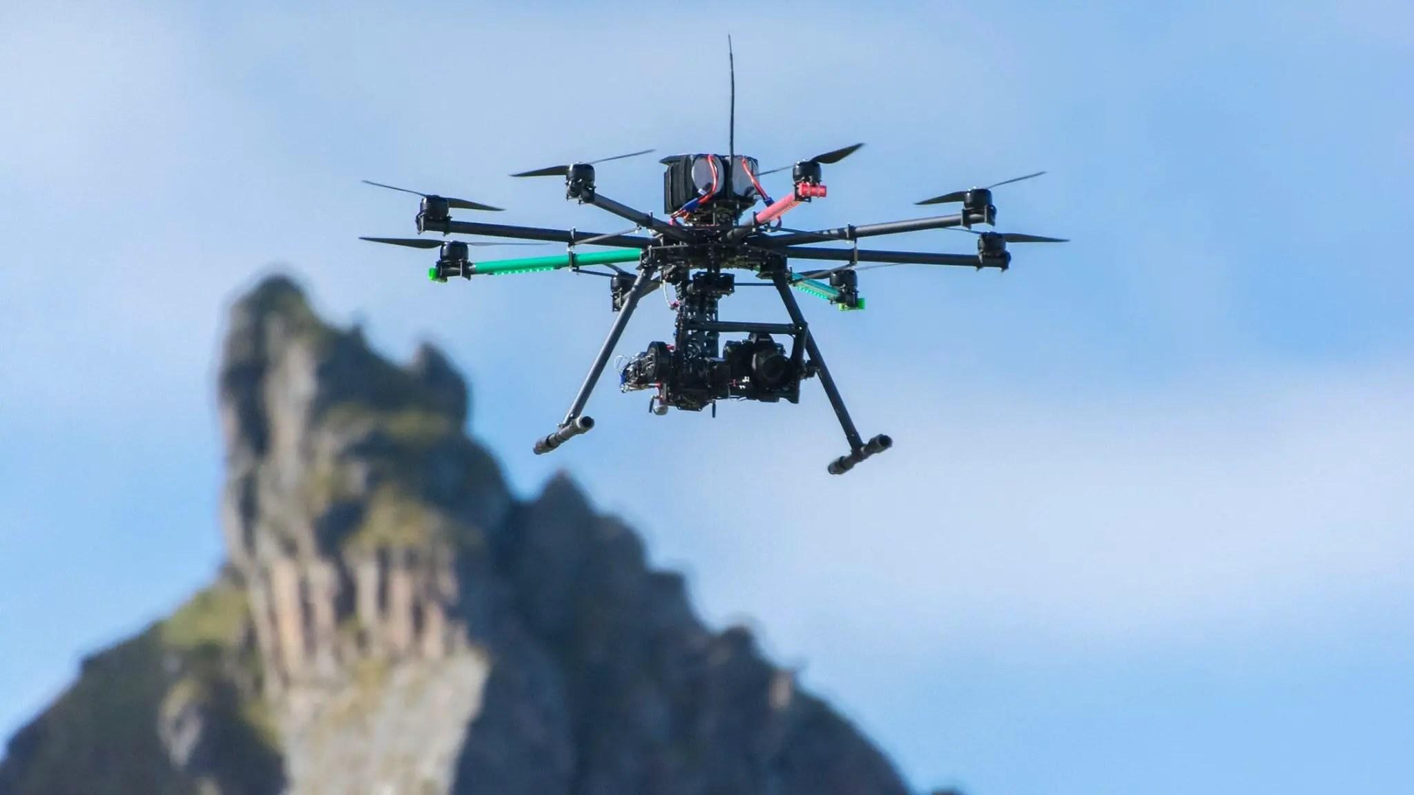 andoya drone