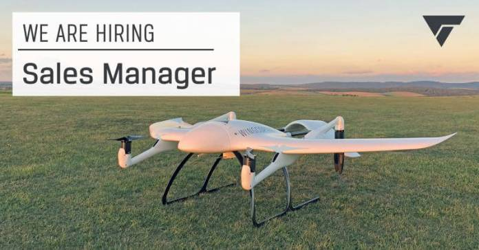 wingcopter sales manager