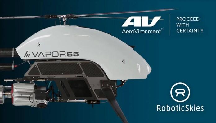 Aerovironment Robotic Skies