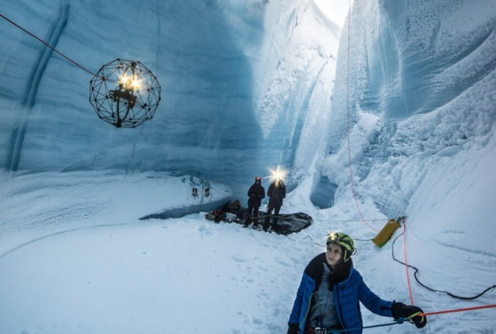 Greenland Elios mission