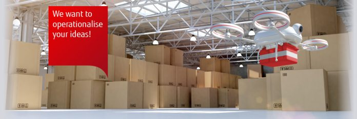 Logistics Challenge Banner