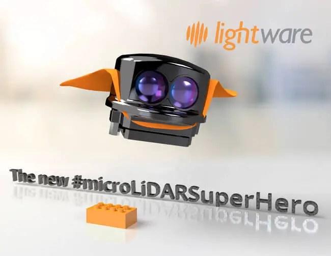 lightware sf45