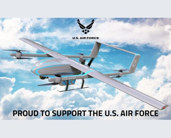 Volansi Set to Assist the U.S. Air Power Construct the Subsequent Technology of Unmanned Plane - sUAS Information 1