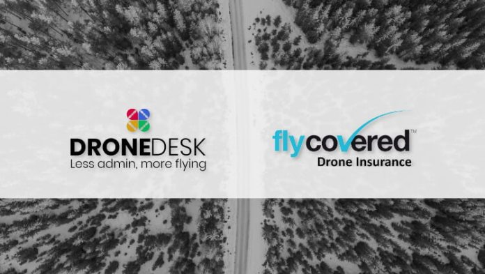 Dronedesk and FlyCovered accomplice to supply discounted companies to industrial drone operators - sUAS Information 1