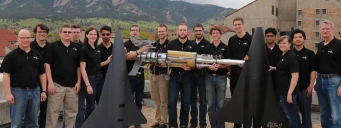 Dr Ryan Starkey: Growing Supersonic Drone - sUAS Information 1