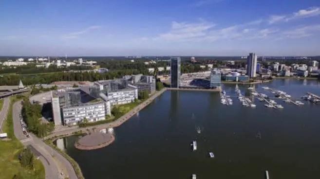 Septentrio opens R&D middle in Espoo, Finland - sUAS Information 1