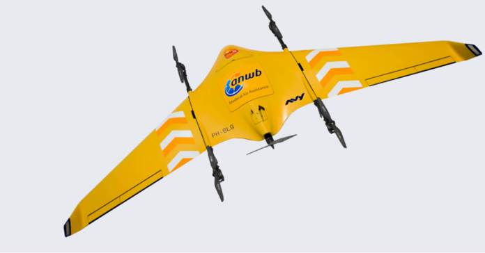 AGS Airports Ltd main a consortium of organisations to trial and develop a nationwide drone supply community to ship important medical provides. - sUAS Information 3