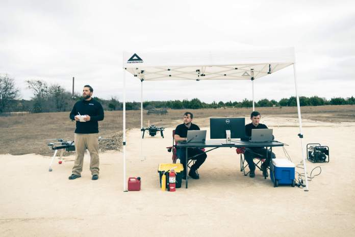 SkyGrid and SparkCognition Deploy First AI-Powered Cybersecurity System on Drones - sUAS Information 2