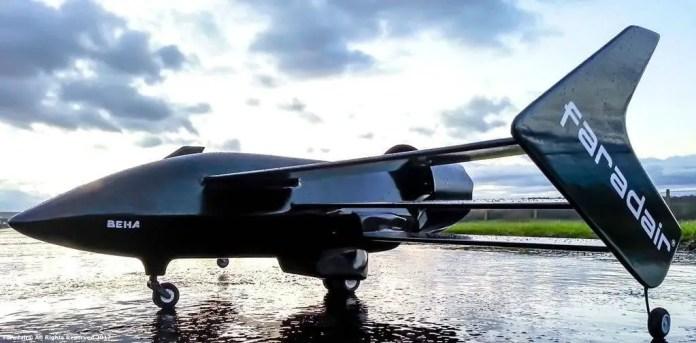 Swansea College and Faradair Aerospace strengthen relationship for UK aerospace revival - sUAS Information 2