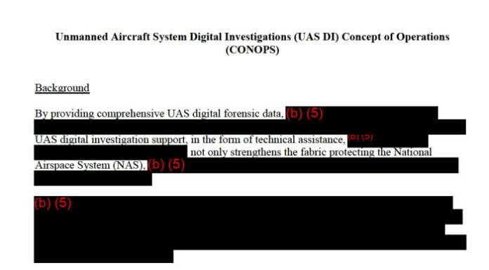 Behold The Plan – UAS DI CONOPS - sUAS Information 2