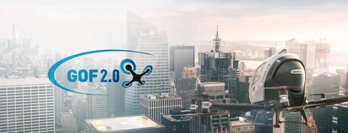 SESAR JU kicks off city air mobility analysis mission GOF 2.zero - sUAS Information 1