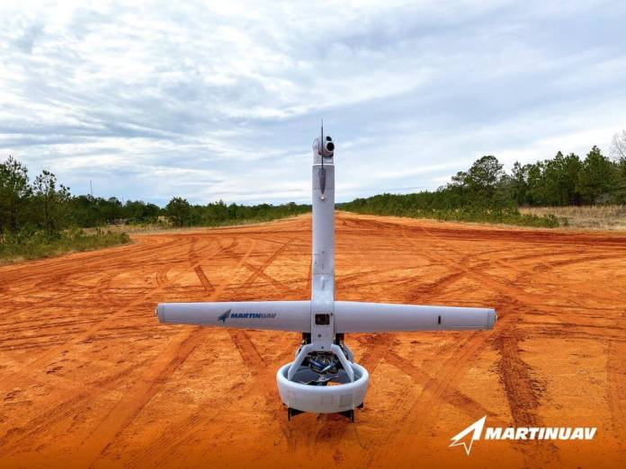 Martin UAV demonstrates their upgraded V-BAT on the Military Expeditionary Warrior Experiment - sUAS Information 1