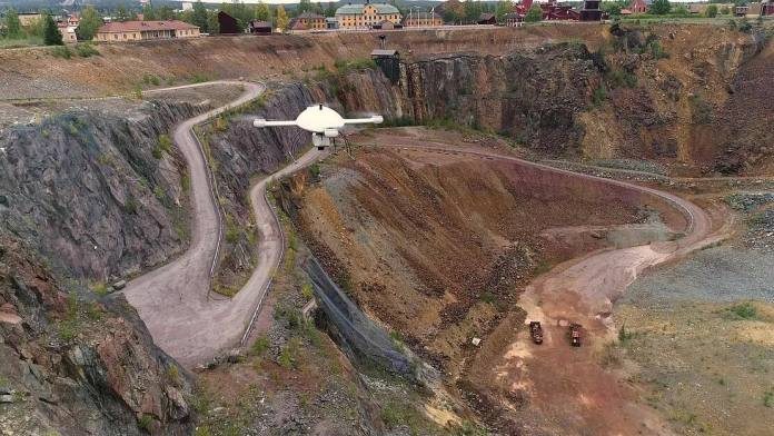 Drone LiDAR and surveyor actuality sequence, All the way down to Earth, returned with new episodes in Sweden - sUAS Information 6