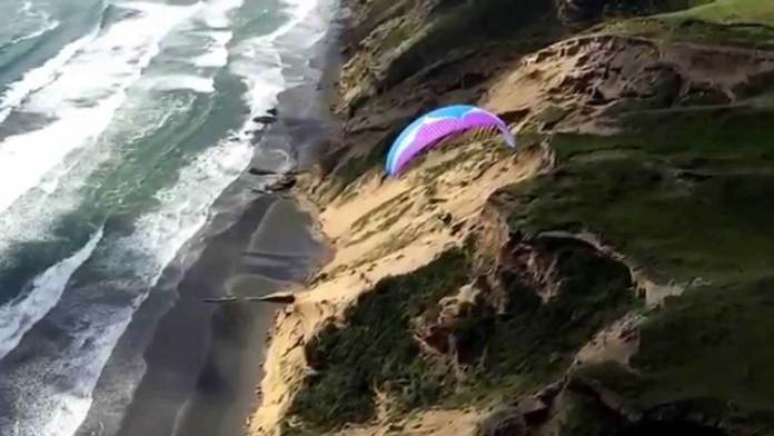 Conviction over New Zealand's first mid-air collision between drone and paraglider - sUAS Information 2
