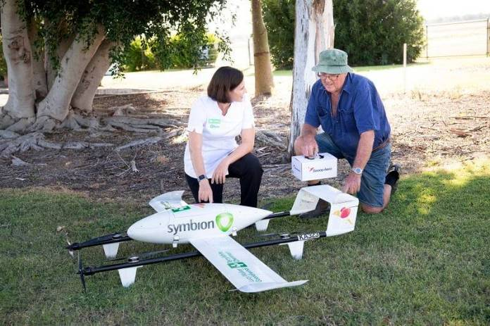 Regional Australia's first medical drone deliveries trials deliberate for Queensland - sUAS Information 4