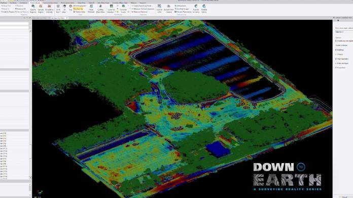 Drone LiDAR and Surveyor Actuality Sequence, All the way down to Earth, Returns with New Development Episodes - sUAS Information 4
