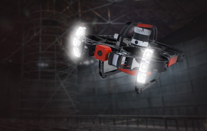 New Funding in Scout Drone Inspection- Equinor Ventures and DNV take part as house owners - sUAS Information 4