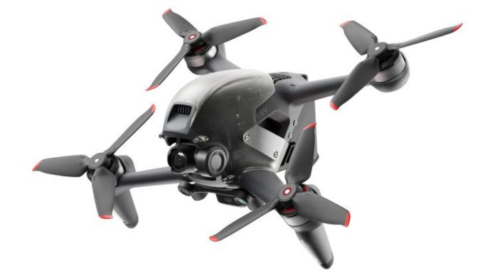 DroneFox Protects towards DJI's New FPV Drone - sUAS Information 2