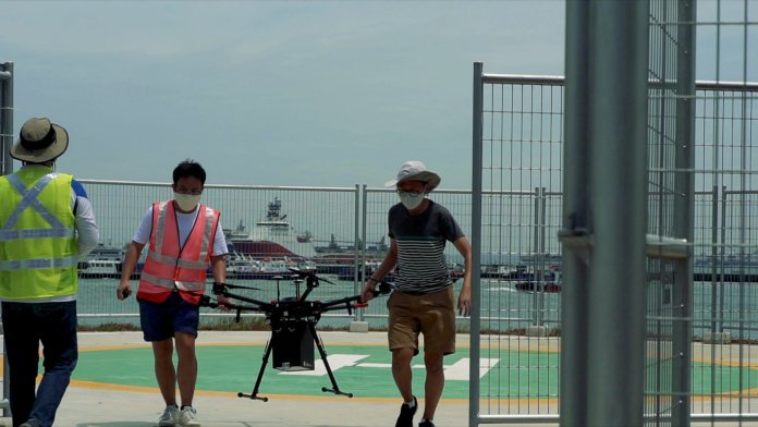 Singapore Deploys First Profitable Trial UTM System - Creating the Basis for City Air Mobility - sUAS Information 6