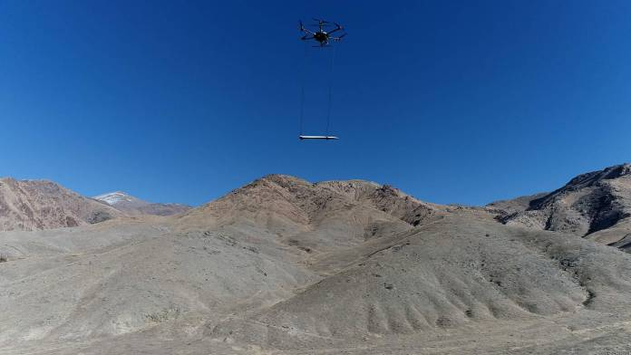 Accelerating exploration for geothermal power with UAV magnetometry performed in North-Central Nevada - sUAS Information 3