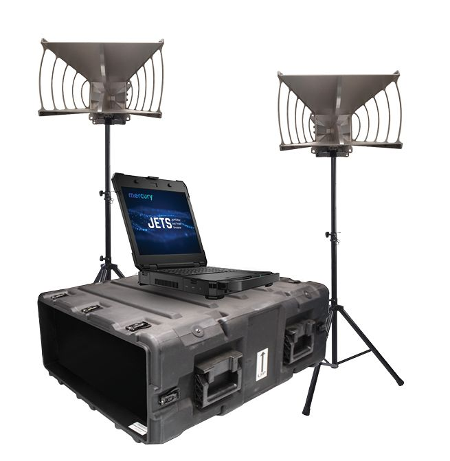 Portable jammer training system provides realistic threat emulation for radar and communications operators - sUAS News - The Business of Drones