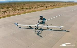 UAS Chief Engineer – Swift-X 1