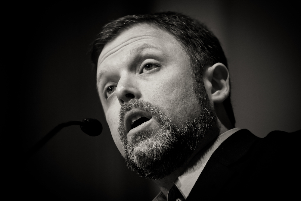 It's Always Black and White: Tim Wise
