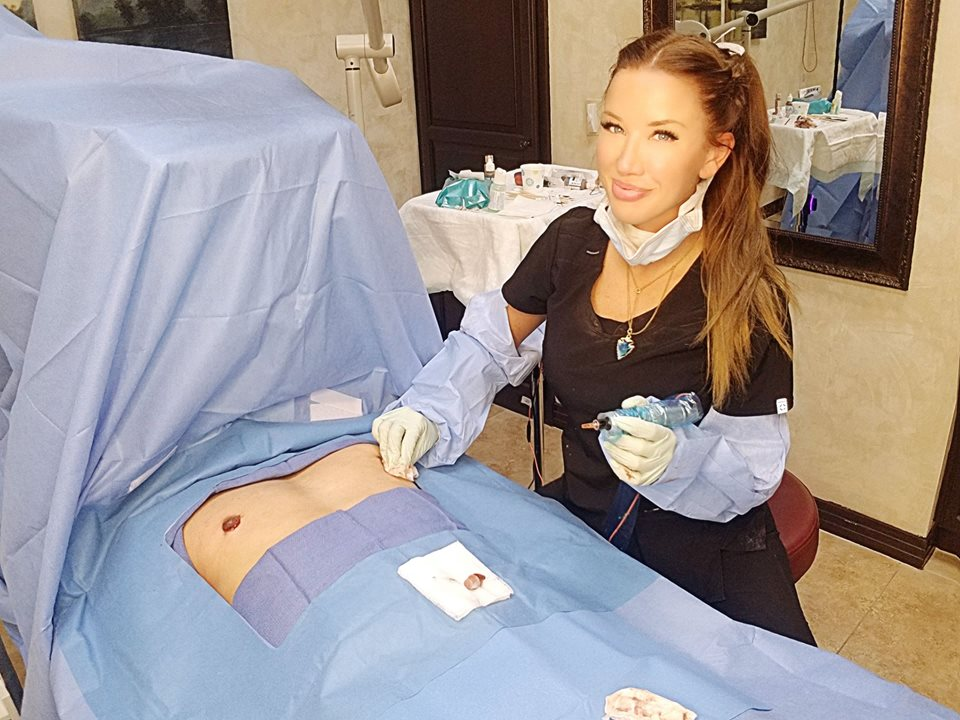 Medical Tattooing at Cruise Plastic Surgery