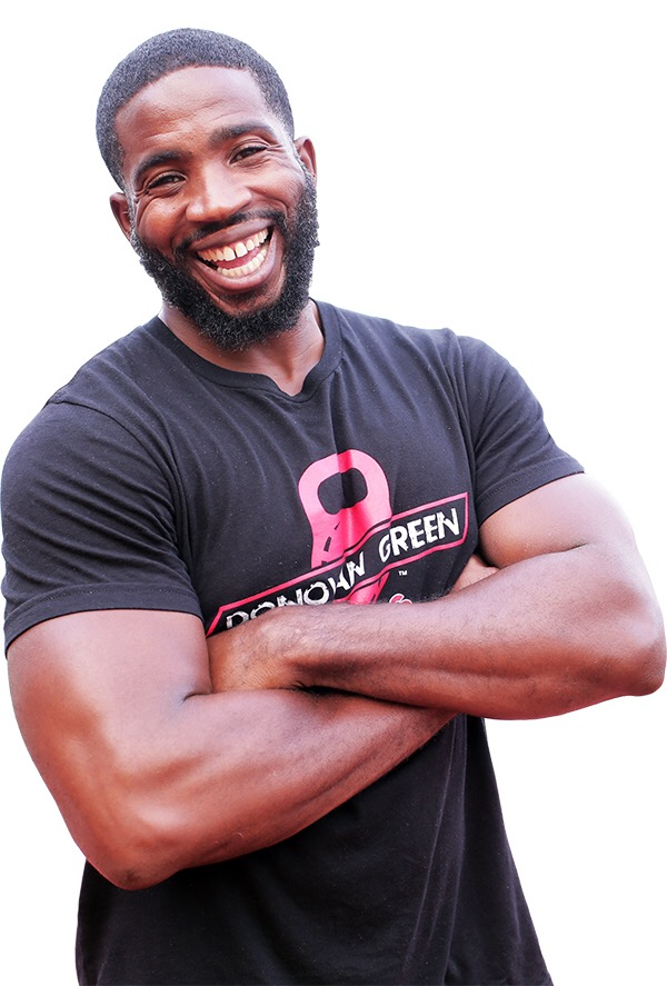 Workouts that Burn Calories from Donovan Green