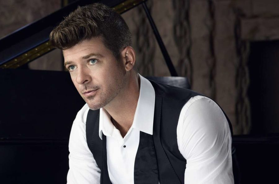 Robin Thicke is Ready to 'Testify'
