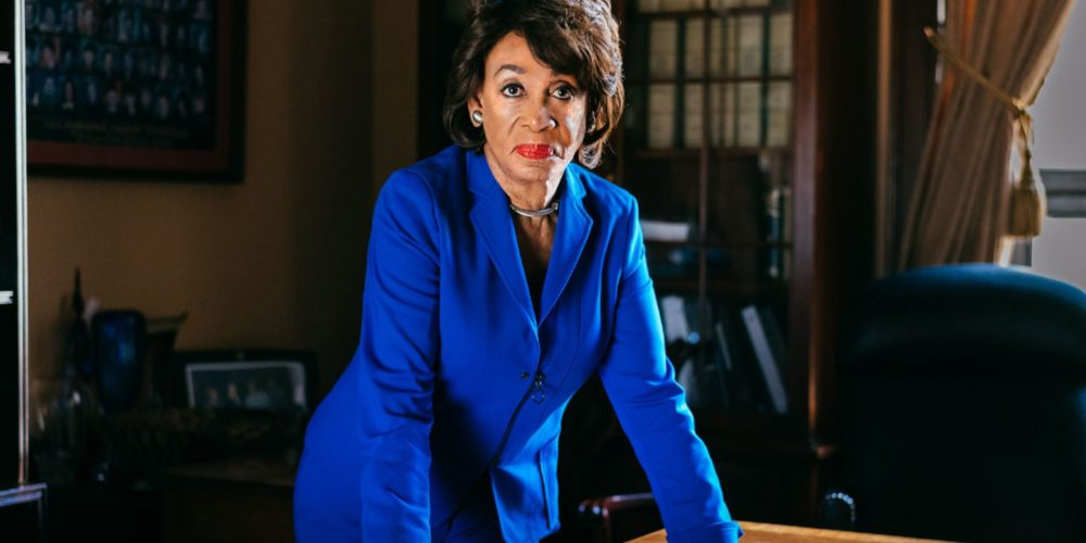 NAACP CHAIRMAN'S AWARD TO BE PRESENTED TO CONGRESSWOMAN MAXINE WATERS