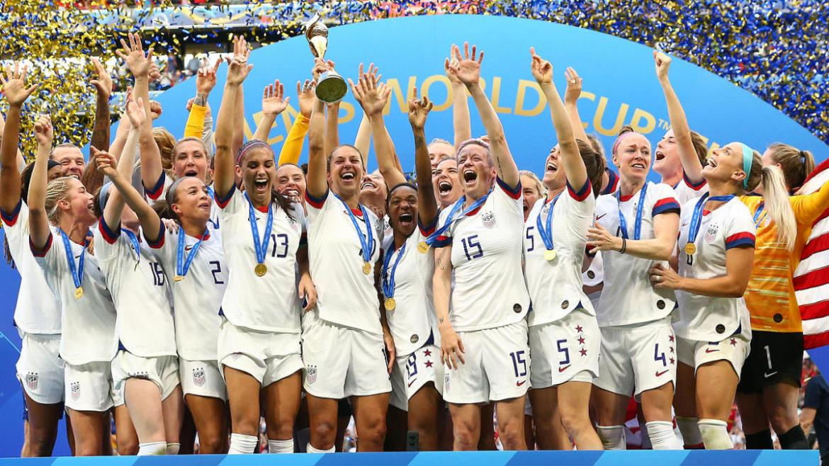 Goal-Getters: USWNT Got It's Win. How Can You Get Yours?