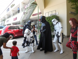The Dark Side accepts applicants of all ages