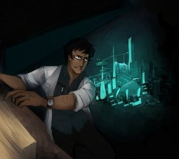 Welcome to Night Vale: Subterranean Metropolis by adlibber
