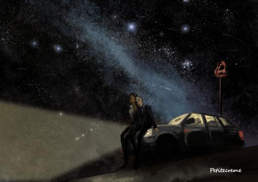 Night Vale: under arbys by Petitecreme