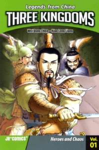Three-Kingdoms-1-Heros-and-Chaos-Paperback-P9788994208893