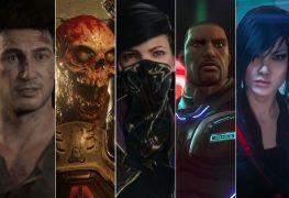 Top Ten Games of 2016