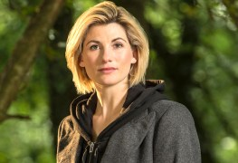 Jodie Whittaker is the new Doctor