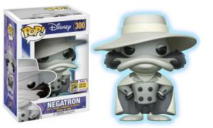 Funko SDCC exclusive Negatron
