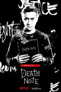 Death Note Poster featuring Light Turner