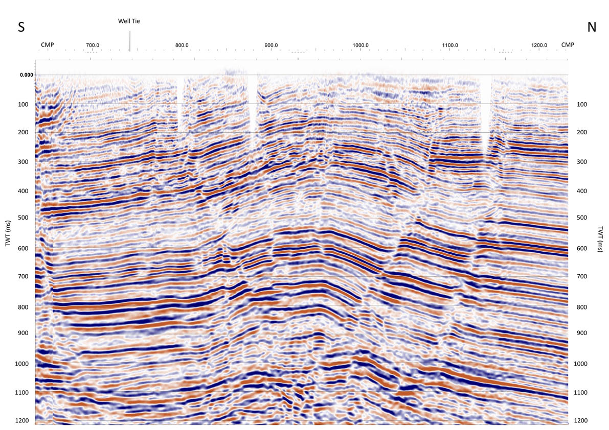 Find The Oil A Seismic Interpretation Exercise